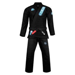 BJJ ruha, Bad Boy North-South, 350g, Training Series, fekete