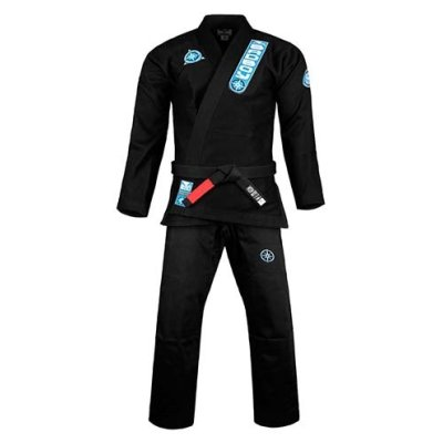 BJJ ruha, Bad Boy North-South, 350g, Training Series, fekete