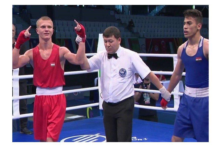 Orbán döntős, Villás bronzérmes az ifjúsági világbajnokságon