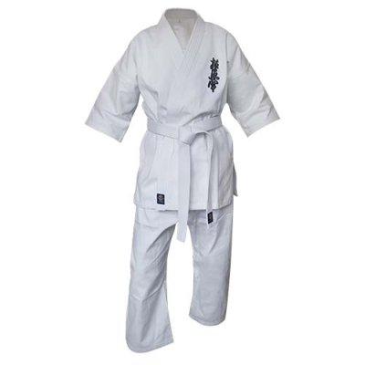 Karate ruha, Saman, Kyo Phoenix, fehér