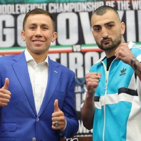 Golovkin és Martirosyan súlyban