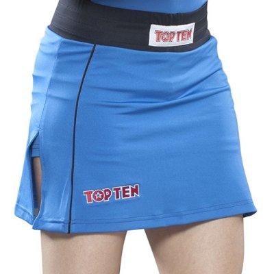 Boxing skirt, TOP TEN, blue