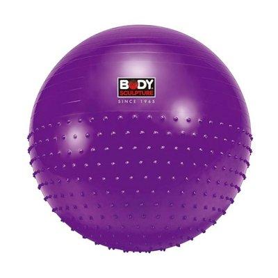 Gym ball half spiky (76cm)
