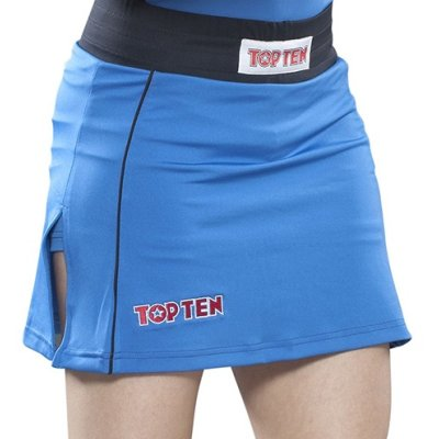 Boxing skirt, TOP TEN, blue