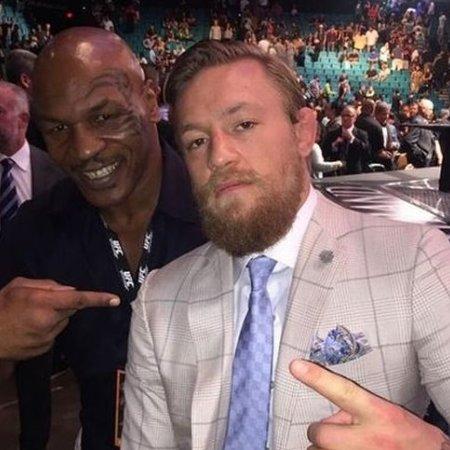 Mike Tyson Conor McGregort dicsérte