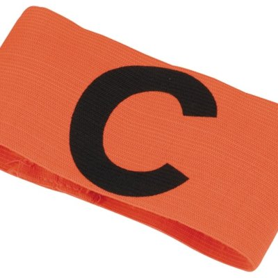 Captainband, orange