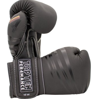 Boxing gloves, Top Ten, 4select, nubuk leather
