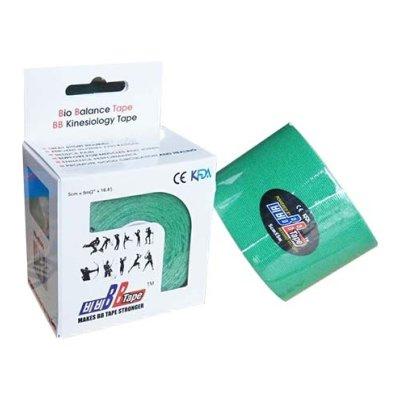 Kinesio tape, Bio Balance, 5cm*5m, green