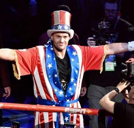 Tyson Fury nagy show-t ígér a szeptemberi mérkőzésén