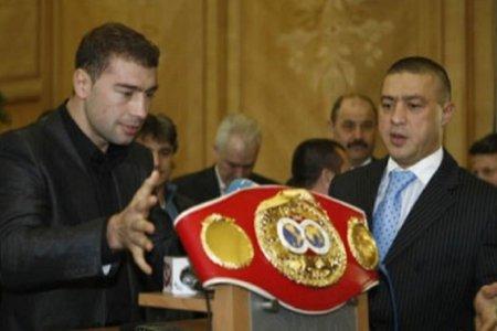 Börtönben a volt román bokszelnök