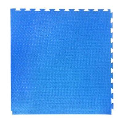 Karate és Judo Tatami, Basic Puzzle, egy színű, kék