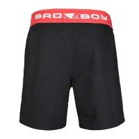 MMA nadrág, Bad Boy, Fundamental, fekete/piros