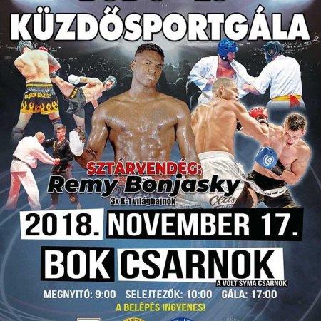 TEK BUDO- és küzdősportgála 2018