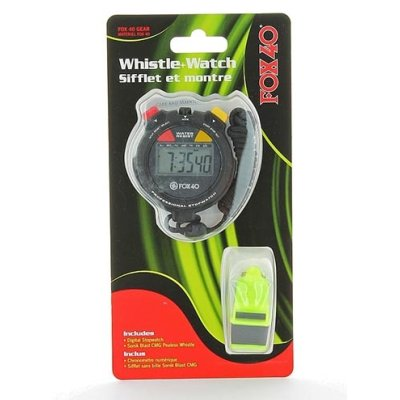 Stopwatch with whistle 6906-0400