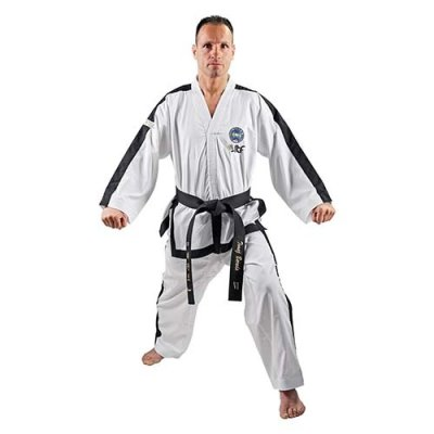 "Taekwondo ruha, Top Ten, ""Premium Gold Master-Instructor"", ITF"