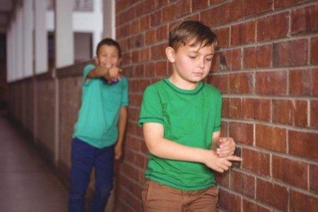 Gyerekek közötti erőszakos cselekedetek és zaklatás
