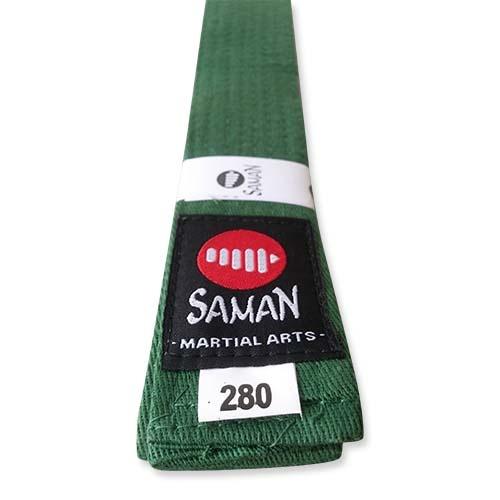 Öv, Saman, pamut, zöld, 240 méret