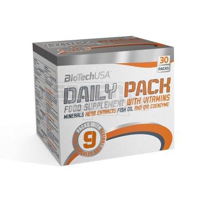 Biotech, Daily pack vitamin, 30 pak