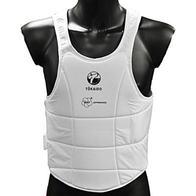 Chest protector, Tokaido, WKF