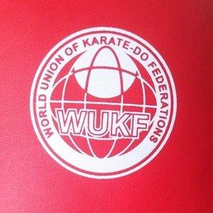 Seikenvédő, Saman, Shobu Sanbon WUKF, piros