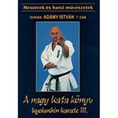 Karate könyv
