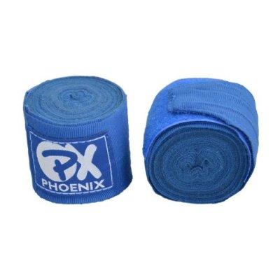 Bandázs, rugalmas, kék, 1 pár