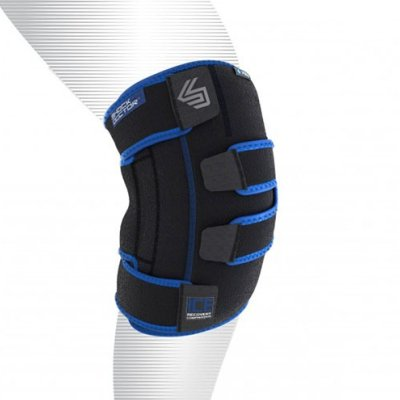 Knee Wrap, Shock Doctor, Ice Recovery Compression