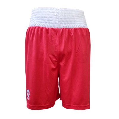 Boxing shorts, Saman, Competition, red