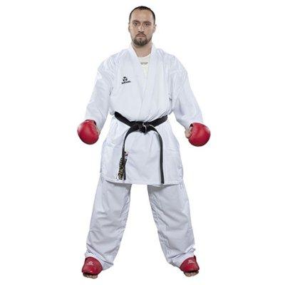 Karate ruha, Hayashi, WKF, kumite, fehér