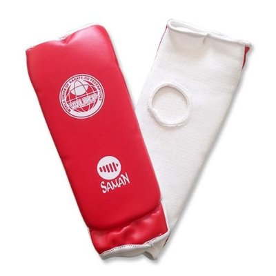 Karate mitt, Saman, Shobu Ippon WUKF, karate, red