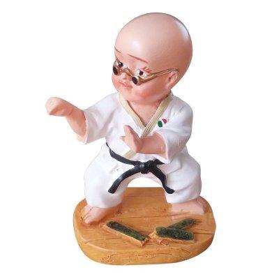 Szobor, Karate baba 7