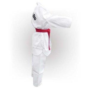 Taekwondo Uniform WTF, Saman, Advanced, cotton/poly, white, 200 méret