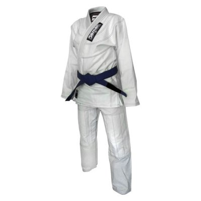 Ju-Jitsu uniform, Saman Kid, white