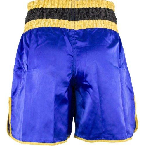 Kick-box nadrág, Top Ten, Rövidnadrág, WAKO, Kék szín, S méret