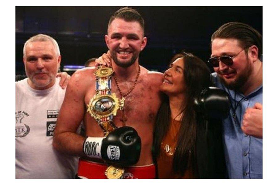 Hughie Fury brit bajnok lett
