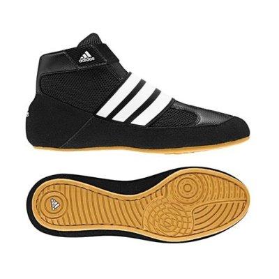 Birkózó cipő, adidas, HVC K Strap, gyermek