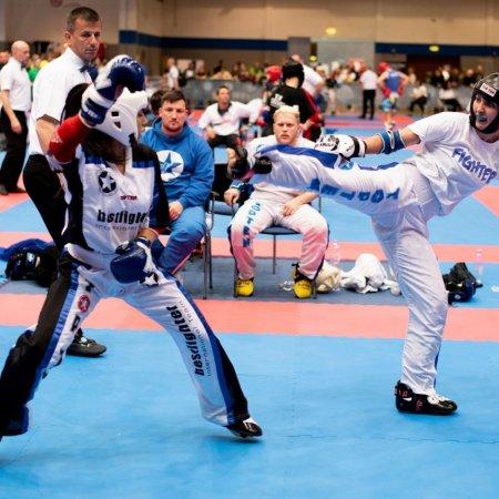 TF-es kick-boxos sikerek az egyetemi Európa-bajnokságon