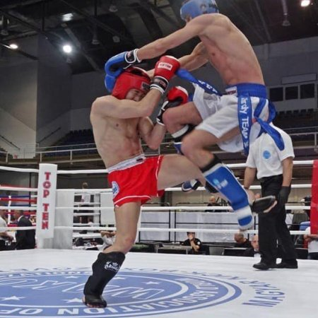 Csapataranyak a budapesti kick-box világkupán