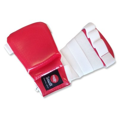 Jitsu Mitts, Saman, red