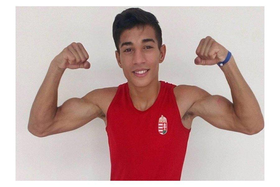 Aranyérem az ifi Európa-bajnokságon