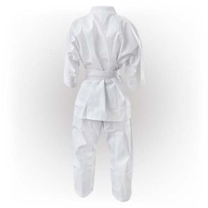 Kyokushin Karate Uniform, Saman, white, Light, 180 méret