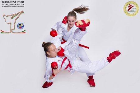 Biztató főpróba a budapesti karate Eb előtt