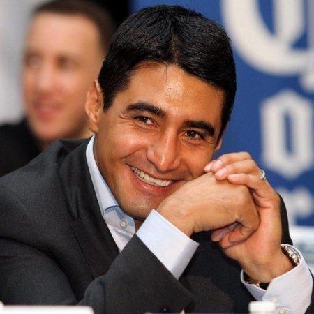 Erik Morales politikus lett