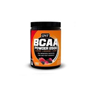 QNT, BCAA 8500 Instant - 350 g, Erdei gyümölcs ízek