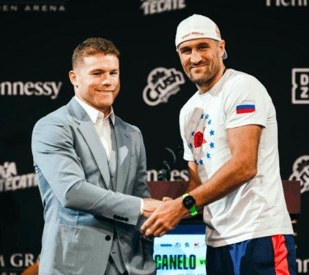 Canelo kiütötte Kovaljovot