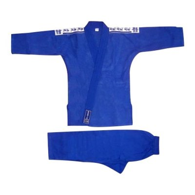 Judo uniform, Noris, training /Entrainement/ 450g, blue