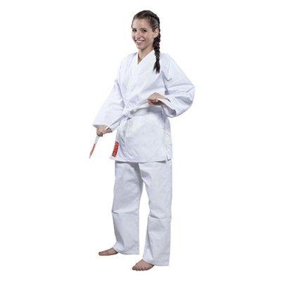 Karate uniform, Hayashi, Heian, WKF, white