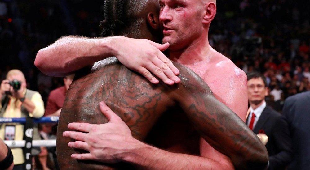 Drámai döntetlen a Wilder-Fury meccsen