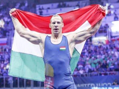 Birkózó-vb: Bácsi Péter aranyérmes