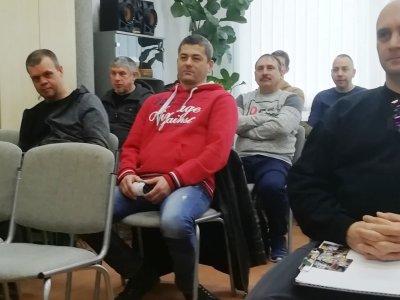 A Békés Megyei Harcművész Szövetség közgyűlése